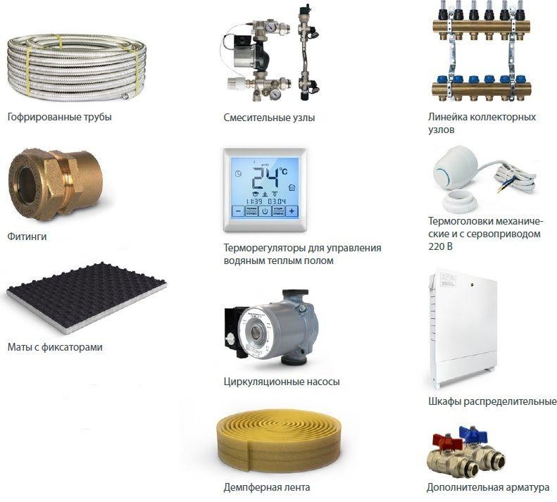 состав терморегулятора