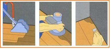этапы шлифовки