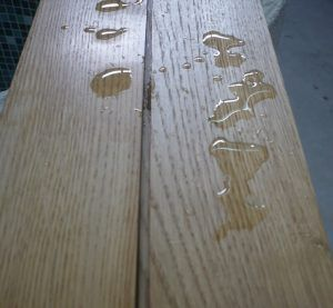 Масло и воск для деревянного пола