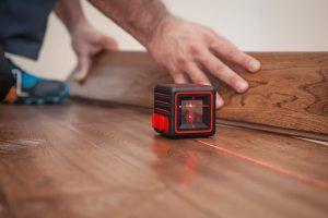 Порядок использования лазерного уровня