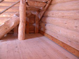 Устройство деревянных полов в частном доме