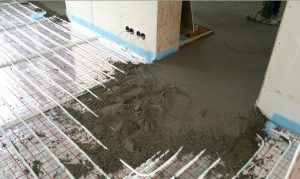 бетон стяжка