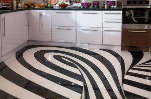 пол кухня