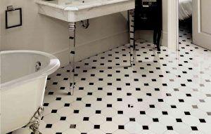 Напольная плитка в ванную
