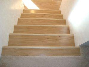 ламинат на ступени