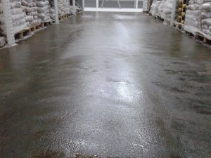 бетонный пол топпинг