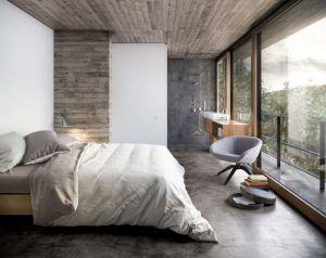 Спальня ламинат