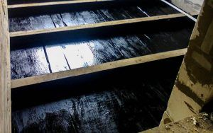 Гидроизоляция деревянного пола
