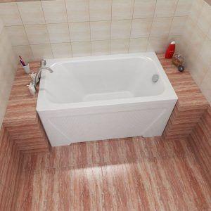 обшивка ванной