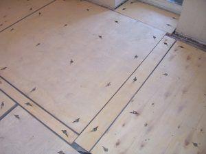 Технология подготовки деревянной основы