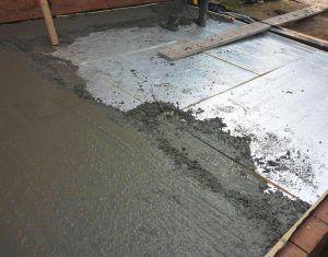 бетонные плавающие полы