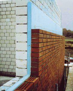 стена утепление