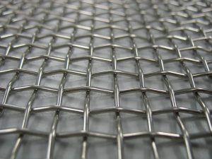 монтажная металлическая сетка