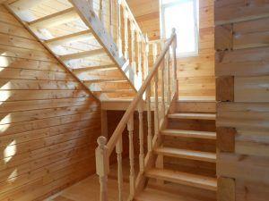 проход лестница