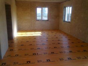 Утепление бетонного основания